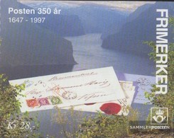 Norway MH25II (complete Issue) Unmounted Mint / Never Hinged 1995 Norwegian Post - Norway