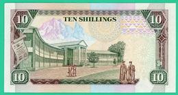 10 Shillings - Kenya - 1993 - N° AY5962001 -   Neuf - Kenya