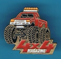 PIN'S //   ** 4X4 MAGAZINE ** - Other