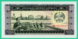 100 Kip - Laos - N° NB9447949 -   Neuf - Laos
