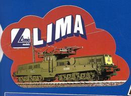 A.C.. LIMA Models Locomotive - Stickers