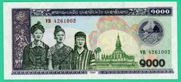1000 Kip - Laos - 1996 - N°VB4261002 -   Neuf - Laos