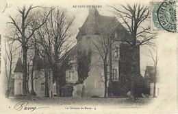 43 - Au Pays Du Berry - Le Chateau De Besse - Autres Communes
