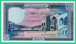 100 Livres - Liban - 1985 -  -   Neuf - Liban