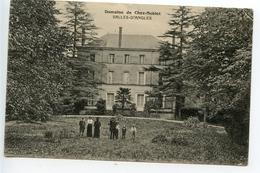 Salles D'Angles Domaine De Chez Noblet - France