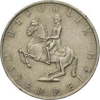 Monnaie, Autriche, 5 Schilling, 1969, TB+, Copper-nickel, KM:2889a - Autriche