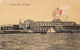 Bermudes-Bermuda :  Princess Hôtel    (voir Scan) - Bermuda