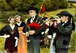 Folklore > MUSIQUE    /  CPSM / LOT 534 /MUZILLAC - Music