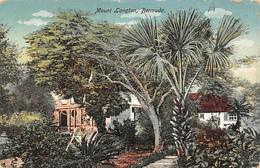 Bermudes-Bermuda :   Mount Langton  (voir Scan) - Bermuda