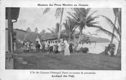 Océanie. Fidji.    Un Lot De  5 Cartes Diverses. Mission Des Pères Maristes           (voir Scan) - Fidji