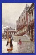 Venezia Riva Shiavoni Carceri , Par Illustrateur (très Très Bon état) --1870) - Venezia (Venedig)