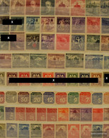 Bohemia And Moravia Stamps-100 Different Stamps - Bhutan