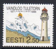 Estonia 1996 Vaindloo Lighthouse, MNH, Ref. 21 - Lighthouses