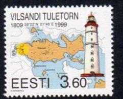 Estonia 1999 Vilsandi Lighthouse, MNH, Ref. 24 - Lighthouses