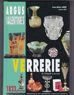 N°9 / ARGUS VALENTINES  VERRERIE DE L ANTIQUITE A NOS JOURS  2002 - Art