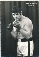 BOXE - Jean Josselin, R.O.B. - Boxing