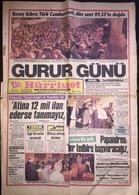Cyprus - Turkish Newspaper Hurriyet 16 November 1983 - Books, Magazines, Comics