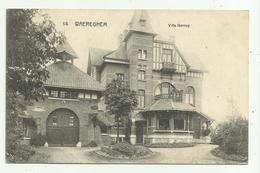 Waregem - Waereghem   *   Villa Gernay (14) - Waregem