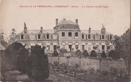 72 - La Fresnaye-sur-Chédouet (Sarthe) - Le Château De Montigny - La Fresnaye Sur Chédouet