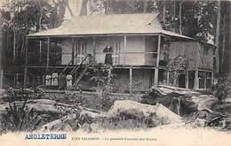 Océanie. Salomon .   Le Premier Couvent Des Soeurs      (voir Scan) - Solomon Islands