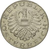 Monnaie, Autriche, 10 Schilling, 1983, TTB+, Copper-Nickel Plated Nickel - Autriche