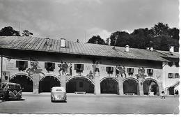 CARTE PHOTO - BERCHTESGADEN - SCHLOBPLATZ / KRIEGERDENKMAL - B40 - Berchtesgaden