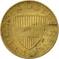 Monnaie, Autriche, 50 Groschen, 1974, TB+, Aluminum-Bronze, KM:2885 - Autriche