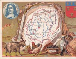 GRANDE CORDONNERIE DE LA GAÎTE - Département De La CORREZE - Trade Cards
