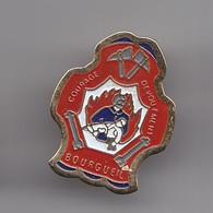Pin's Sapeurs Pompiers Bourgueil  Réf 6310 - Pompiers