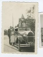 Magnifique Voiture Ancienne à Identifier - Automobile