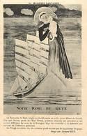 - Dpts Div.-ref-AC792- Loire Atlantique - Nantes - Madones Nantaises - Notre Dame De Retz - N D De Retz - Illustrateur - - Nantes