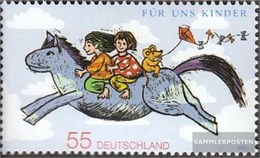 BRD (BR.Deutschland) 2693 (completa Edizione) MNH 2008 Bambini - [7] West-Duitsland