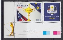 3.- FRANCE 2018 Ryder Cup - Nuovi