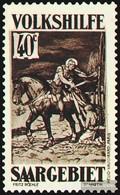 Saar 151 Unmounted Mint / Never Hinged 1931 Volkshilfe: Paintings (IV) - Unused Stamps