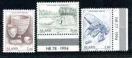 1994 ALAND SET MNH ** - Aland