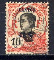 CANTON  - 54° - ANNAMITE - Canton (1901-1922)