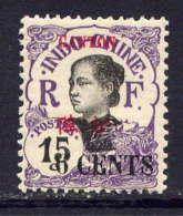 CANTON  - 72(*) - ANNAMITE - Canton (1901-1922)