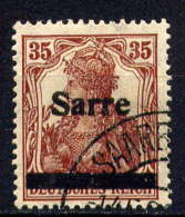 SARRE  - 11° - BAVARIA - 1920-35 League Of Nations