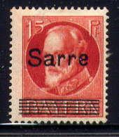 SARRE  - 20(*) - LOUIS II - Unused Stamps