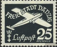 Danzig 300 Postfrisch 1938 Flugpost - Danzig