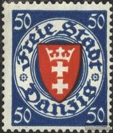 Danzig 296x MNH 1938 Francobollo - Danzig