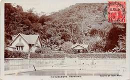 Antilles  .Trinidad     Photo Pittoresque      (voir Scan) - Trinidad