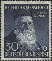 FRD (FR.Germany) 159 Unmounted Mint / Never Hinged 1952 Helpers The Humanity (III) - Unused Stamps