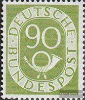 FRD (FR.Germany) 138 Tested Unmounted Mint / Never Hinged 1952 Horn - Unused Stamps