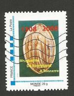 """MonTimbraMoi """" Marguerite De Bourgogne à Tonnerre 1308 - 2008 ( Yonne ) """" Monde 20g Oblitéré - Personnalisés (MonTimbraMoi)"""