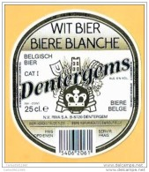BEER LABELS - FROM BELGIUM - 0007 - Beer
