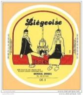 BEER LABELS - FROM BELGIUM - 0014 - Beer