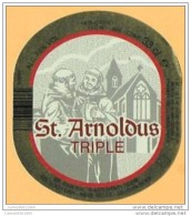 BEER LABELS - FROM BELGIUM - 0037 - Beer