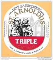 BEER LABELS - FROM BELGIUM - 0038 - Beer