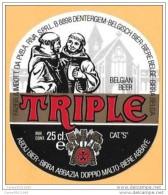 BEER LABELS - FROM BELGIUM - 0040 - Beer